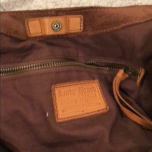 Lucky Brand Bags - Lucky Brand Super Slouchy Boho Bag cf63697f75
